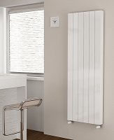 Eastgate Kompact Premium White Double Panel Flat Vertical Radiator 2000mm High x 600mm Wide