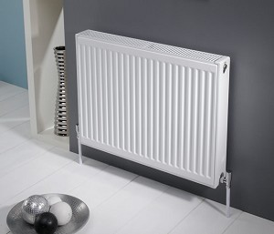 Eastgate Kompact Type 22 Double Panel Double Convector Radiator 300mm High x 1200mm Wide